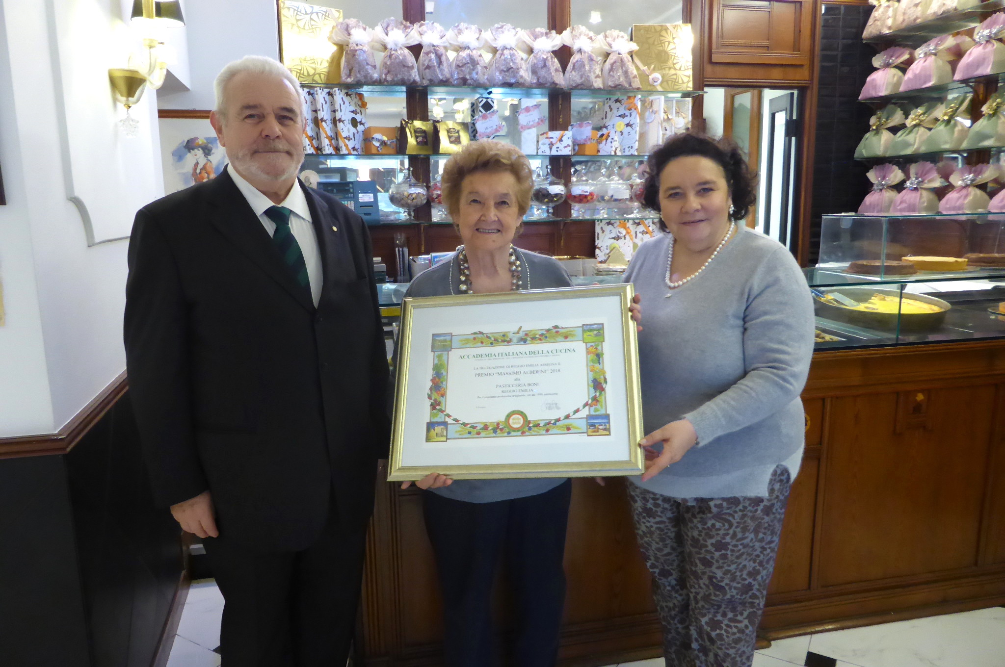 L accademia italiana della cucina di modica ricevuta dal sindaco